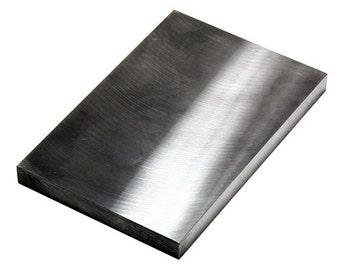 "Steel Bench Block Anvil 4"" x 6"" x 1/2"" (12.320)"