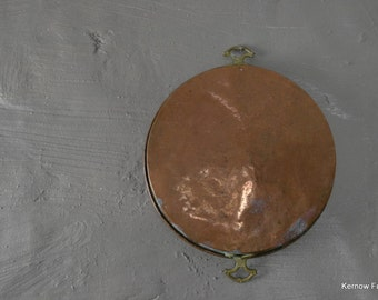 Large Copper Pan