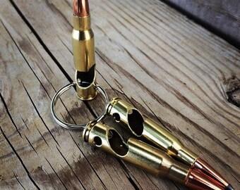 AR-10/.308 Bullet Bottle Opener - Keychain - Custom Engraved