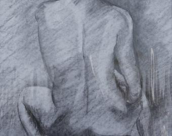 Him, Life Drawing