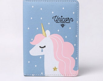 Fabric cover notebook,Lovely journal,Art Journal,Sketchbook,Diary,Notepads,Unicorn notebook
