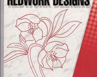 Redwork Designs Book. 51695.