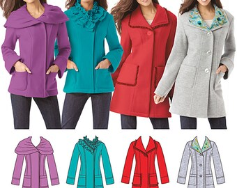 Simplicity Sewing Pattern 1540 Misses' & Miss Petite Jackets
