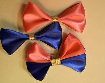 Sleeping Beauty Hair Bows (Aurora)