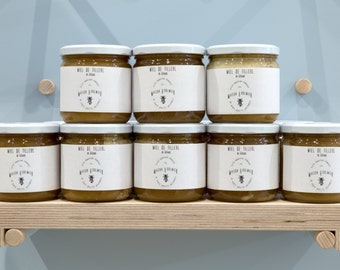 Basswood of the Gâtinais honey honey from France By House Boulmier l l