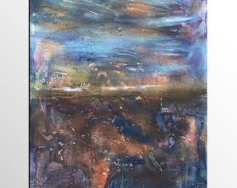 Canvas Art, Original Painting, Abstract Acrylic Painting, Diningroom Wall Art, Large Abstract Art, Canvas Art Painting, Abstract Artwork