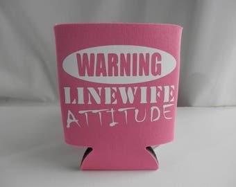 LineWife ATTITUDE Cozy in PINK
