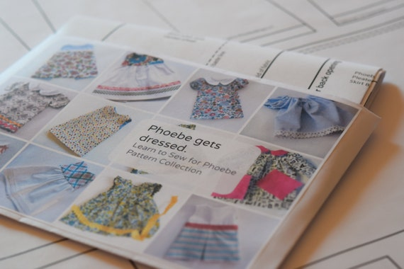 Doll Dress Pattern Collection