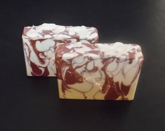 Best Selling Sensual Handcrafted Soap, Handmade Luxury Scented Suds With Cocoa Butter, Cold Process Homemade Soap For Her Sister Daughter
