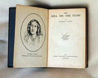 The Mill on the Floss by George Eliot - 1933