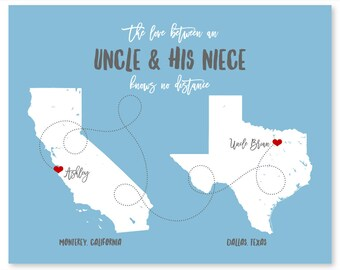New Uncle Gift Uncle Pregnancy Announcement Uncle Announcement Uncle To Be Personalized Uncle Gift Custom Fathers Day Gift for Uncle Unique