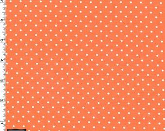 Michael Miller Pinhead Dot - Orange