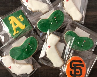 California Love Cookies - 1 Dozen