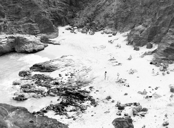 Aerial of beach in From Here to Eternity- 2