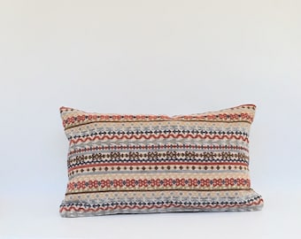 Pillow COVER, Linen blend pillow cover, Modern pillow cover, Upholstery pillow cover, throw pillow