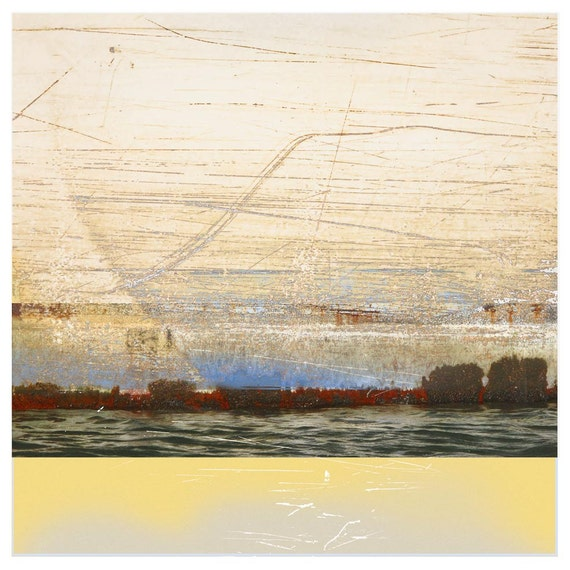 Water Etching, limited edition fine art print
