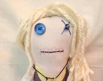 Beth - Inspired by TWD - Creepy n Cute Zombie Doll (P)