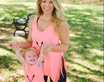 Flamingo,mommy and me outfits, mommy and me outfits girl, mother daughter,matching outfits, matching shirts, matching tees, matching family