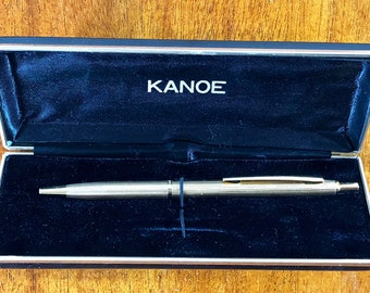 FREE WORLDWIDE SHIPPING - Ball point 1960s vintage pen from Kanoe