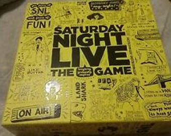 Saturday Night Live The Game