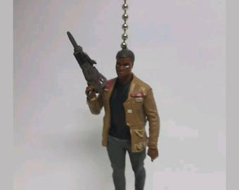 Disney Star Wars, Finn, Characters Ceiling Fan Pulls,  TFA