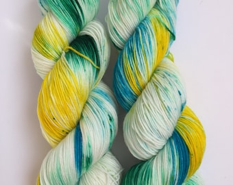 Mike Hand Dyed Yarn 100g DYED TO ORDER