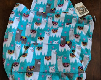 llama, heart, babywearing blanket, carrier cover, warm, fleece, soft structured carrier, infant, toddler, baby, mom, dad, baby shower gift