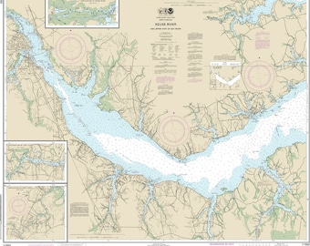 Neuse River and Upper Part of Bay River 11552