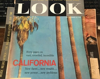 LOOK magazine from September 29, 1959