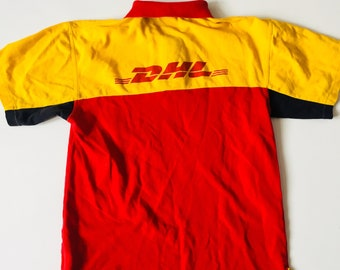 Dhl Work Wear Polo Ups Canada Post Shipping