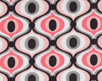 Feeling Groovy Corals  - Fabric By The Yard