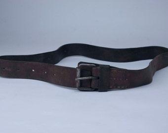 Leather Belt (1330-10-G1318)