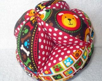 Bébé Bow-Wow chiot facile-Catch bébé/enfant en bas âge embrayage Ball - cadeau de Shower de bébé