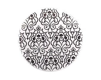 3 inch Magnet:  Ornamental Design