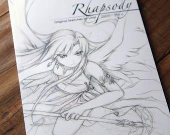 Rhapsody - Artbook by Linai