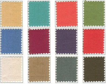 """Twill Fabric 7oz 60"""" Wide 100% Cotton - By the Yard"""