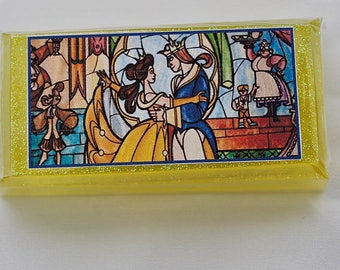 Beauty And The Beast Soap bars