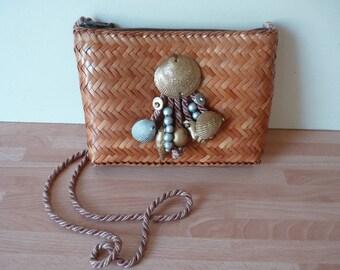 Bag/pouch Wicker