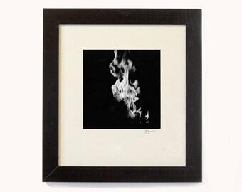 Self-Immolation I - Original Photograph - Silver Gelatin Print