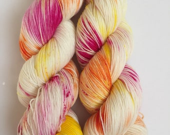 Estelle Hand Dyed Yarn 100g DYED TO ORDER