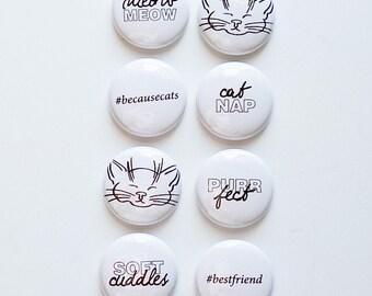 Cats No.1 - Mini Flair Set