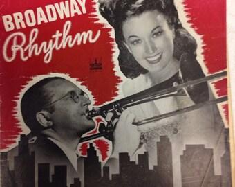 Milkman, Keep Those Bottles Quite - Sheet Music from 1944
