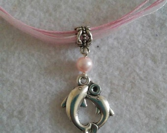10 Dolphin Necklaces Party Favors