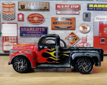 Seen Better Daze Flamer Truck