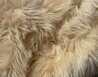 Hazelnut Faux Fur Photography Prop