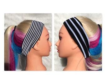 Striped Headband - 2 Styles