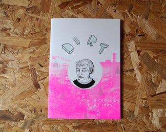 DIRT - une bande dessinée de Cj Reay