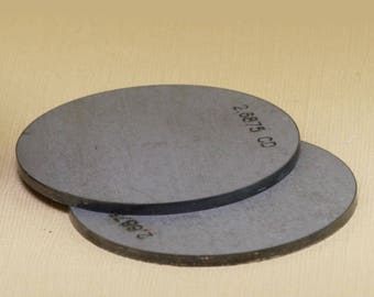 Two Steel Plates for Wax Injection, Mold Making, Pewter Casting Tools, Jewelry Making Tool, Casting Equipment