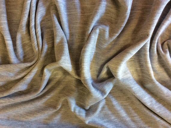 Cotton/viscose jersey, grey