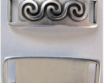 2 Embellishments Jewel Necklace Bracelet WAVE